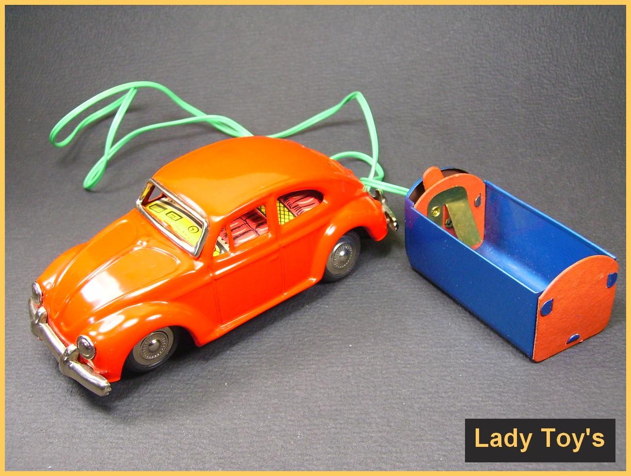 asahi battery operated volkswagen beetle vw japan. Black Bedroom Furniture Sets. Home Design Ideas